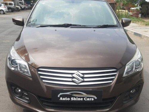 Used Maruti Suzuki Ciaz ZDi SHVS 2017 MT for sale in Pune