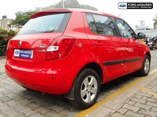 Used Skoda Fabia 2011 MT for sale in Chennai