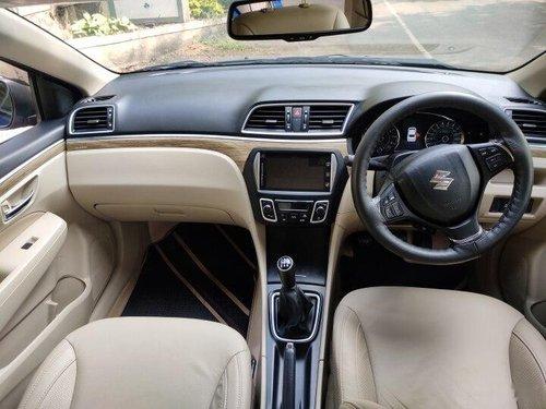 Used Maruti Suzuki Ciaz Alpha 2019 MT for sale in Pune