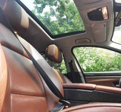 Used 2013 BMW 5 Series AT for sale in Pune
