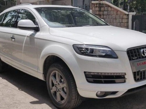 Used Audi Q7 2013 AT for sale in Bangalore