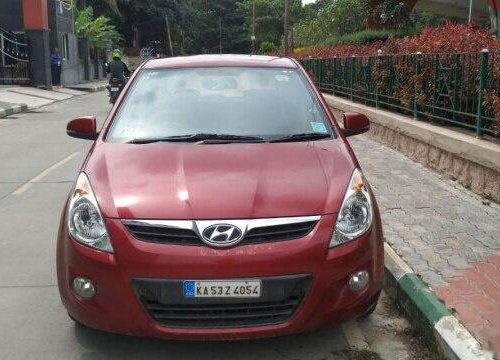 Used 2011 Hyundai i20 1.2 Asta MT for sale in Bangalore