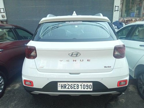 Hyundai Venue SX Plus Turbo DCT BSIV 2019 AT for sale in New Delhi-3