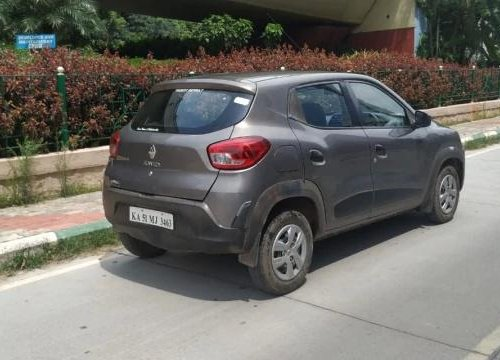 Used Renault KWID 1.0 RXT 2016 MT for sale in Bangalore