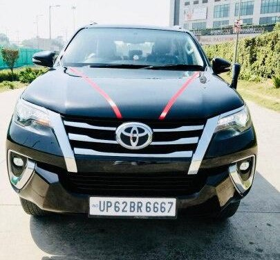 Used 2019 Toyota Fortuner MT for sale in New Delhi