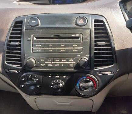 Used 2010 Hyundai i20 MT for sale in Ahmedabad