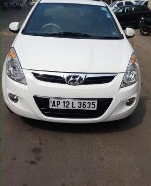 Used Hyundai i20 1.2 Sportz 2011 MT for sale in Hyderabad