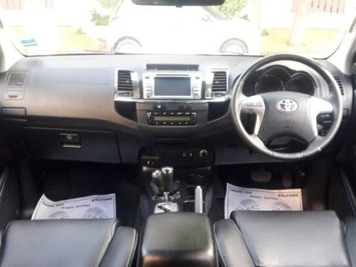 Used 2015 Toyota Fortuner AT for sale in Coimbatore