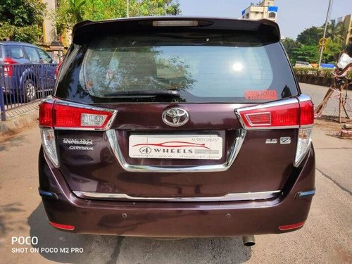 Toyota Innova Crysta 2.8 ZX AT 2018 AT for sale in Mumbai -4