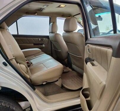 Used Toyota Fortuner 4x4 MT 2012 MT for sale in Gurgaon