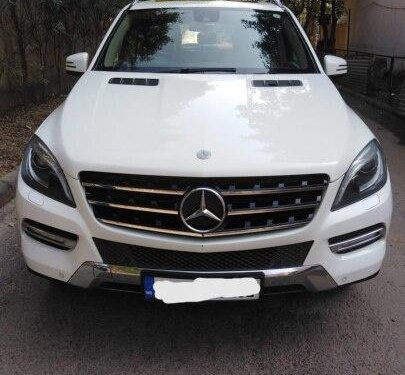 Mercedes-Benz M-Class ML 350 4Matic 2012 AT for sale in Gurgaon