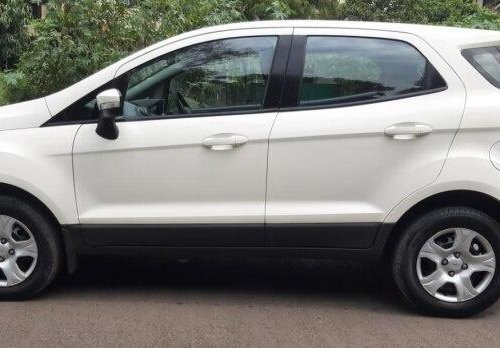 Used Ford EcoSport 1.5 Petrol Trend 2014 MT for sale in Pune