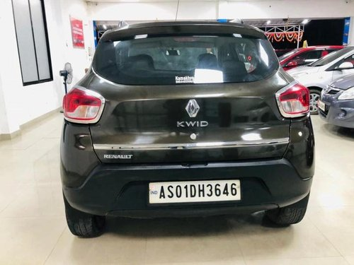 Used Renault KWID 1.0 RXT Opt 2017 MT for sale in Guwahati