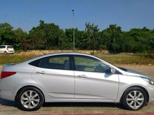 Hyundai Verna 1.6 SX VTVT 2013 MT for sale in New Delhi