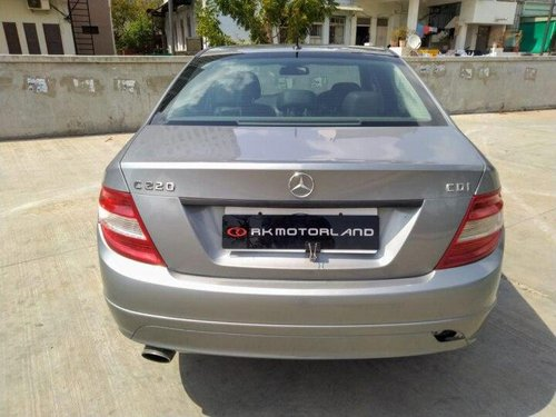 Mercedes-Benz C-Class C 220 CDI CLASSIC 2011 MT for sale in Ahmedabad