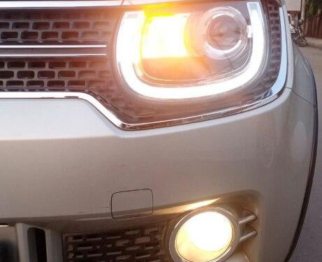 Used Maruti Suzuki Ignis 2018 AT for sale in Thane
