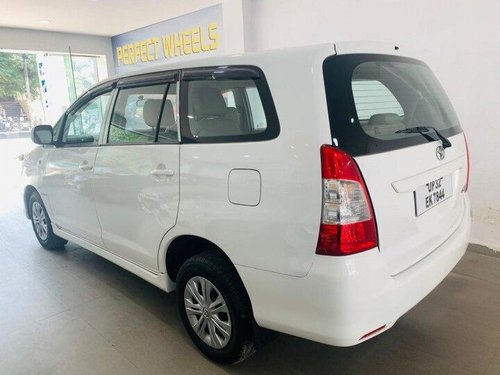 Used 2012 Toyota Innova MT for sale in Lucknow