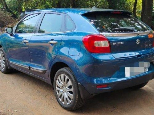 Used 2017 Maruti Suzuki Baleno Zeta MT for sale in Mumbai