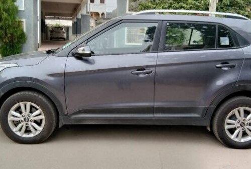 Used Hyundai Creta 1.6 CRDi SX 2016 MT for sale in Hyderabad
