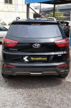 Used Hyundai Creta 1.4 CRDi Base 2017 MT for sale in Hyderabad
