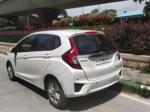 Used Honda Jazz 2016 MT for sale in Bangalore