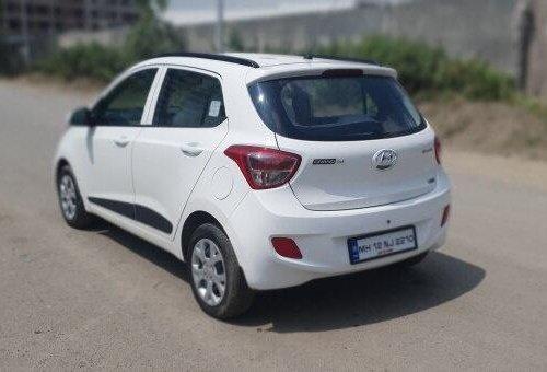 Hyundai Grand i10 2016 MT for sale in Pune