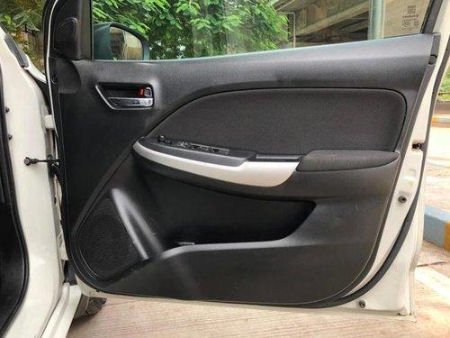 Used Maruti Suzuki Baleno 1.2 CVT Zeta 2017 AT for sale in Ahmedabad