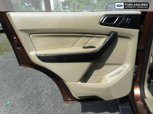 Ford Endeavour 3.2 Titanium AT 4X4 2017 AT for sale in Chennai