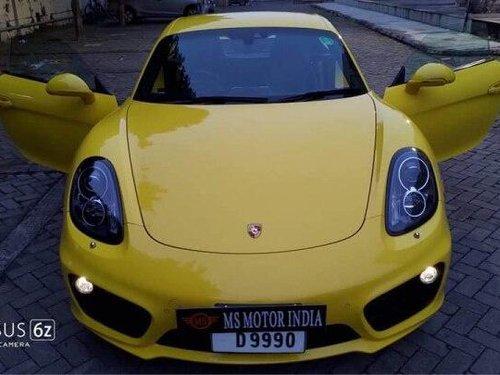 Used 2017 Porsche Cayman MT for sale in Kolkata