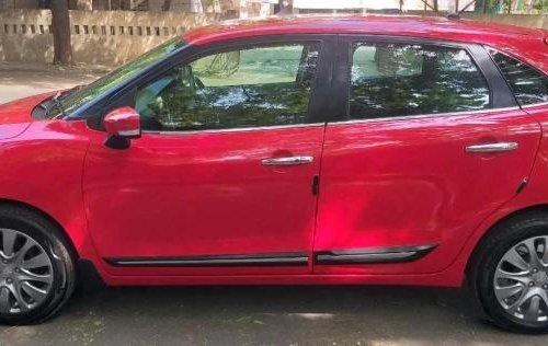 Used Maruti Suzuki Baleno Zeta 2016 MT for sale in Ahmedabad
