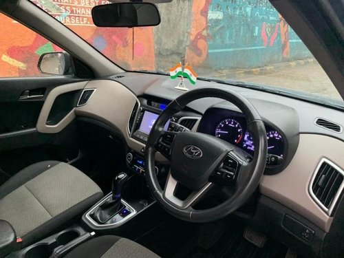 Hyundai Creta 1.6 VTVT AT SX Plus 2017 AT for sale in Mumbai