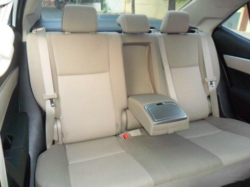 Toyota Corolla Altis 1.8 G CVT 2016 AT for sale in Bangalore