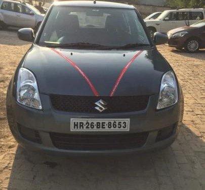 Used Maruti Suzuki Swift LXi 2010 MT for sale in Gurgaon