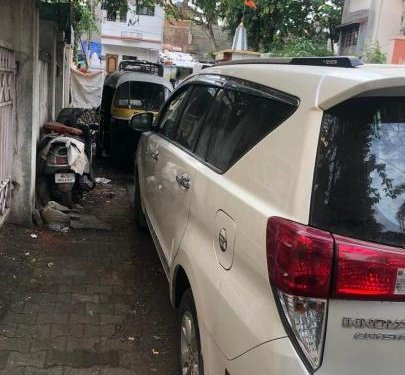 Used Toyota Innova Crysta 2016 MT for sale in Pune
