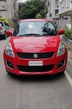 Used 2015 Maruti Suzuki Swift MT for sale in Hyderabad