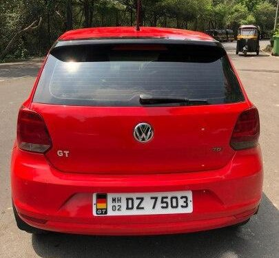 Volkswagen Polo GT 1.5 TDI 2015 MT for sale in Mumbai