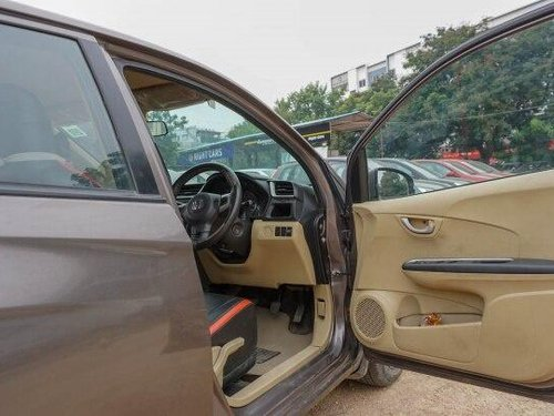 Used Honda Amaze 2016 MT for sale in Hyderabad