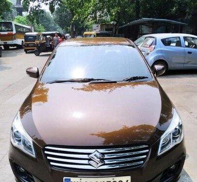 Used Maruti Suzuki Ciaz 2016 MT for sale in Thane