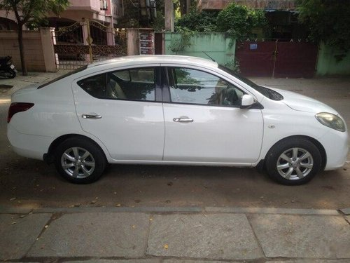 Used Nissan Sunny Diesel XV 2013 MT for sale in Chennai