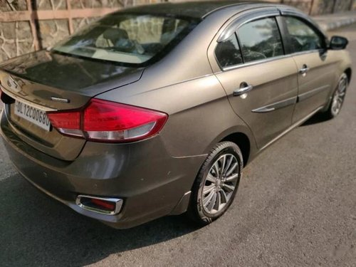 Used 2018 Maruti Suzuki Ciaz AT for sale in New Delhi