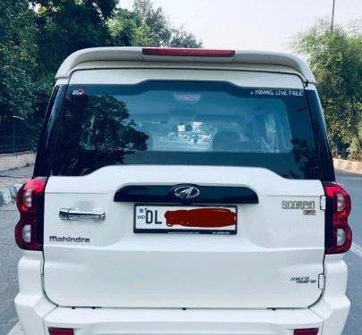 Used Mahindra Scorpio S5 2018 MT for sale in New Delhi
