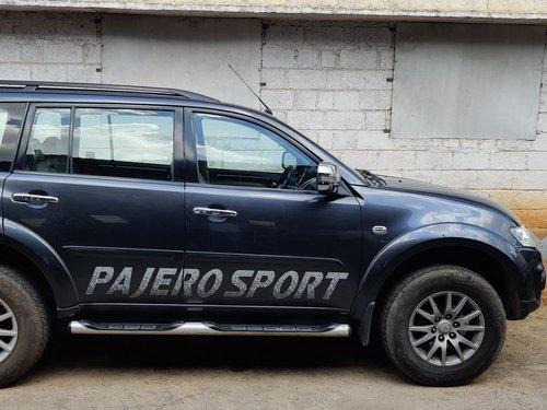 Used Mitsubishi Pajero sport Select Plus 4x4