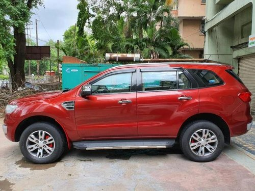 Ford Endeavour 3.2 Titanium AT 4X4 2016 AT for sale in Pune-7