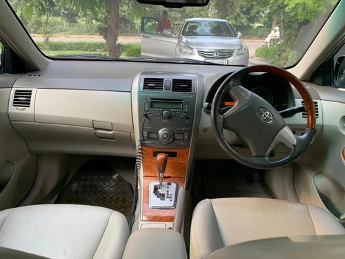 Used 2008 Toyota Corolla Altis AT for sale in Faridabad