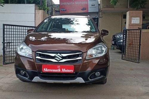 Used Maruti Suzuki S Cross 2017 MT for sale in Ahmedabad