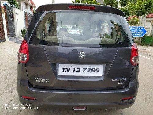 Used Maruti Suzuki Ertiga VXI ABS 2014 MT for sale in Chennai