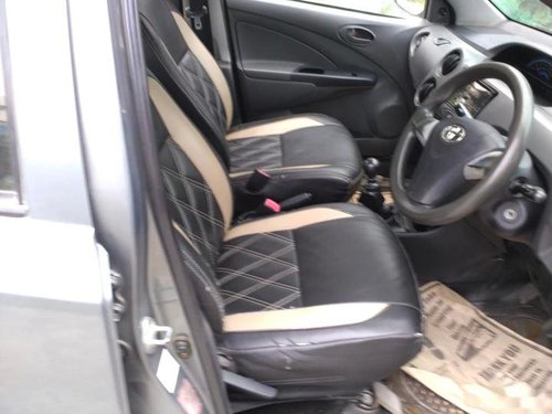 Used Toyota Platinum Etios GD 2016 MT for sale in Hyderabad