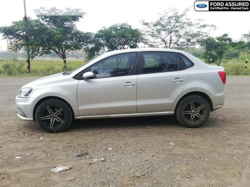 Used 2017 Volkswagen Ameo MT for sale in Aurangabad