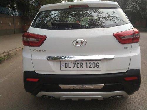 Used 2019 Hyundai Creta MT for sale in New Delhi