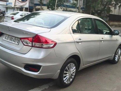 Used Maruti Suzuki Ciaz VXi Plus 2015 MT for sale in Ahmedabad